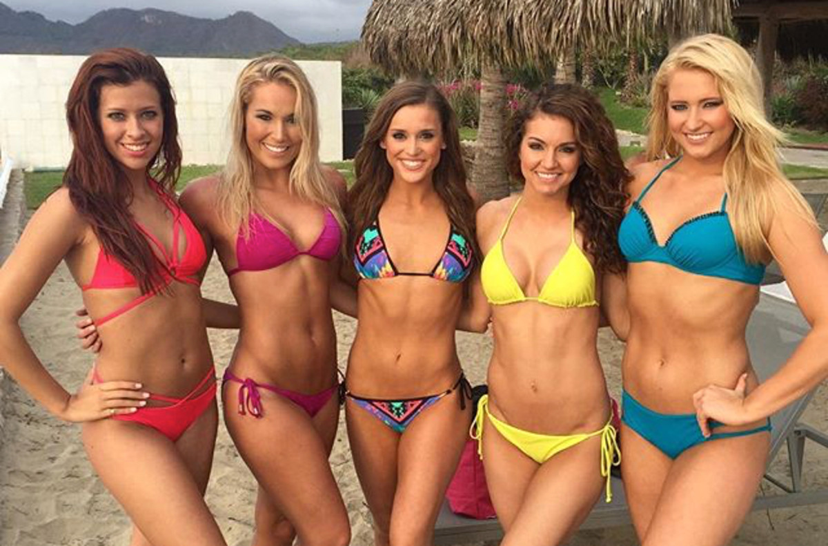 NFL Cheerleaders on Instagram